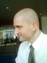 China-Mieville (fot. Andrew M. Butler)