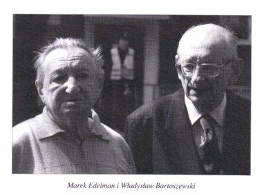 Wladyslaw-Bartoszewski-Marek-Edelman