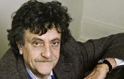 Kurt Vonnegut (fot. Ulf Andersen)