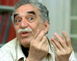 Gabriel Garcia Marquez (fot. Cesar Rangel-AP)