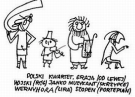 S. Mrozek - polski kwartet