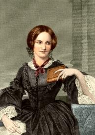 Portret Charlotte Bronte (Evert A. Duyckinck, 1873)