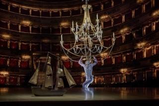 """""""Burza"""" w Metropolitan Opera (fot. Ken Howard, archiwum MET)"""