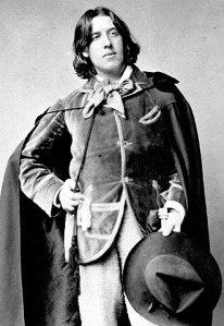 Oscar Wilde ok. roku 1880 (fotograf nieznany)