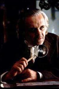 "Anthony Hopkins jako ""łowca wampirów"" - profesor Abraham Van Helsing (1992)"