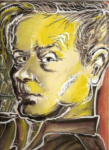 Zbigniew Herbert - portret Zbigniewa Kresowatego