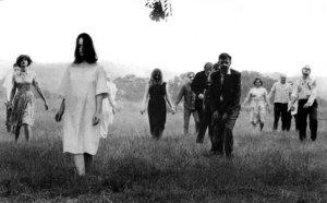 """""""Noc żywych trupów"""" (1968, reż. George Romero)"""