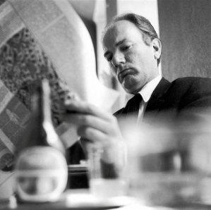 Thomas Bernhard (fot. BE&W, 1971)