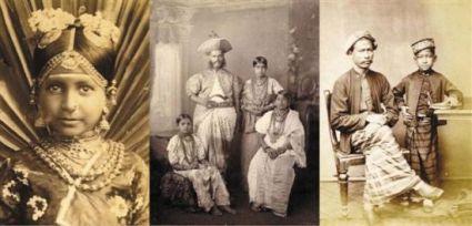 Tamilowie, Syngalezi, Malajowie, biali Burgowie ze Sri Lanki - kiedyś żyli wspólnie w pokoju (źródło: http://www.salem-news.com/articles/november042011/sinhalese-lanka.php)