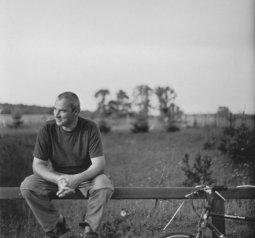 Andrzej Stasiuk (fot. Kamil Gubała)